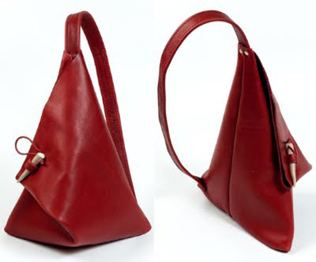 Red-Leather-Triangle